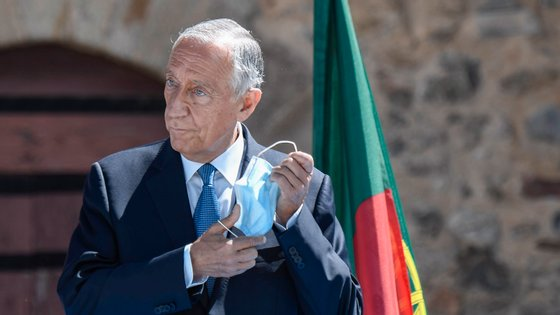 Marcelo recusou comentar os resultados das eleições