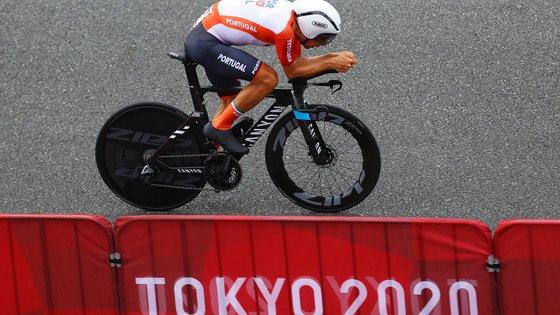 Nelson Oliveira acabou no 21º lugar no contrarrelógio