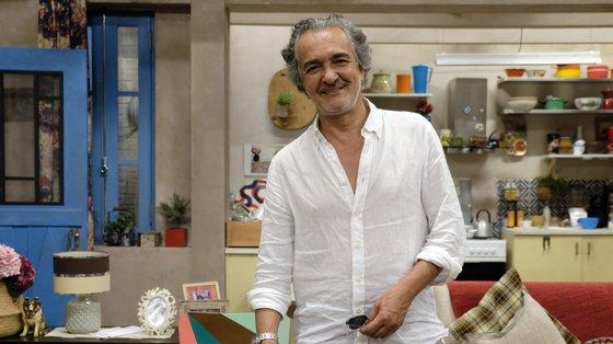 O ator deu entrada na Unidade de Cuidados Intensivos Cardíacos do Hospital Amadora Sintra a 20 de julho