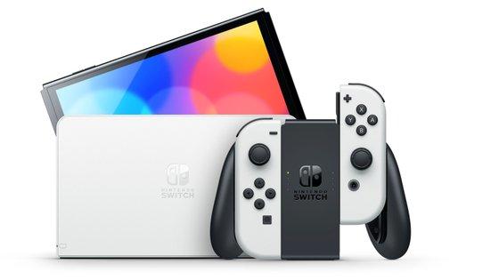 A primeira Nintendo Switch foi lançada em março de 2017