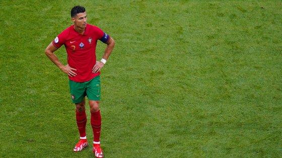 Portugal perdeu com a Alemanha mas Ronaldo fez um golo e uma assistência, sendo nesta fase o melhor marcador do Europeu a par de Schick
