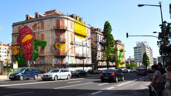 """""""Trata-se de um projeto que representa uma vitória para a cidade e para todos os que lutaram para que aquele conjunto singular da Avenida Fontes Pereira de Melo não fosse demolido"""", salienta o movimento"""