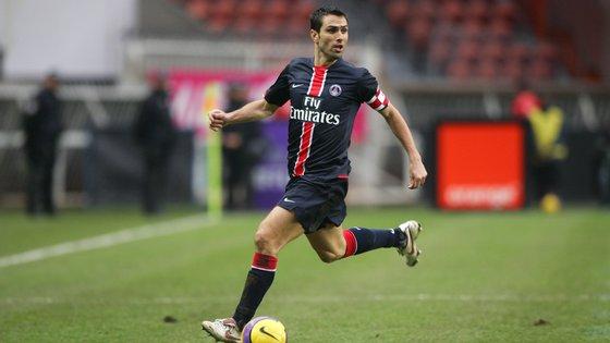 Pauleta é um dos grandes ídolos dos adeptos do PSG, onde jogou entre 2003 e 2008