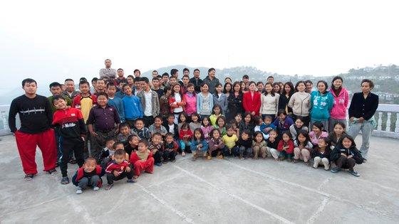 Para além das 38 mulheres, o líder da seita religiosa teve 89 filhos e 36 netos