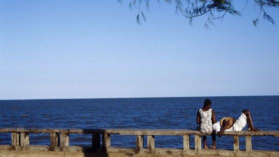 É em Moçambique que se passa boa arte da ação do livro de Teresa Noronha