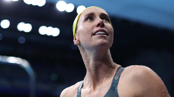 A atleta natural de Wollongong é filha e irmã de dois nadadores olímpicos
