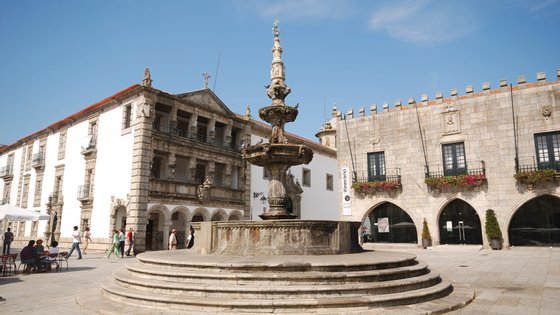 """O candidato do BE disse ser """"importante projetar Viana do Castelo para fora, afirmando-a como uma grande capital da cultura"""""""