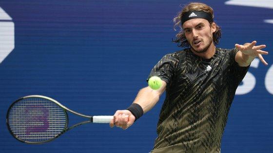 Stefanos Tsitsipas é o número 3 do ranking mundial