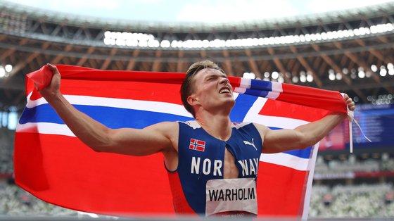 O atleta de 25 anos foi campeão mundial em 2017 e 2019