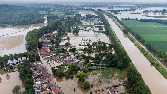 Os Países Baixos não saíram ilesos, mas estavam mais bem preparados para lidar com este tipo de catástrofe natural