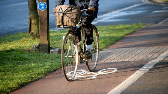 Lisboa tem atualmente 181,5 quilómetros de pistas cicláveis e o Porto 54 quilómetros de corredores exclusivos para bicicletas