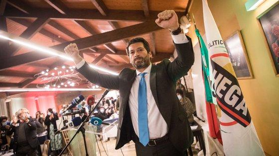 Ventura afirmou que vai abdicar do salário, caso seja eleito na Assembleia Municipal de Moura