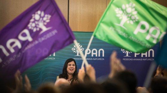 Inês de Sousa Real criticou a gestão do socialista Fernando Medina, em colaboração com o BE