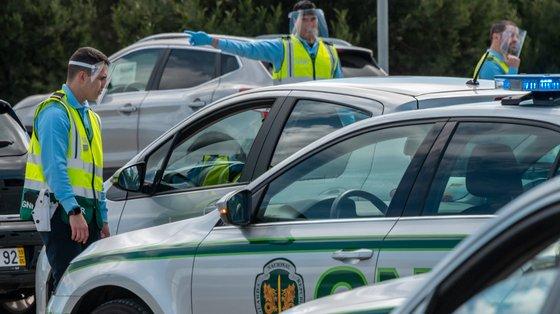A operação contou com o reforço da estrutura de investigação criminal do Comando Territorial de Braga, dos Comandos Territoriais de Lisboa e Açores
