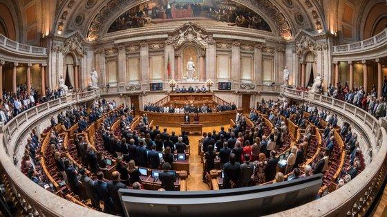 Biweekly Debate At Portuguese Parliament