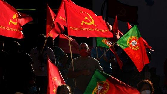 """José Carlos Rates, o primeiro secretário-geral do PCP, expulso em 1925 do partido por ter aceitado escrever num jornal """"burguês"""", """"O Século"""", o que ia contra as regras da Internacional Comunista (IC)"""