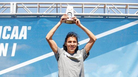 O atleta de 22 anos qualificou-se para os Jogos ao bater o recorde nacional da Guatemala
