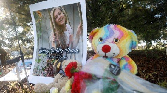 Gabby Petito foi dada como desaparecida pela família a 11 de setembro
