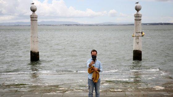 Lisboa e Vale do Tejo continua a concentrar cerca de metade das infeções
