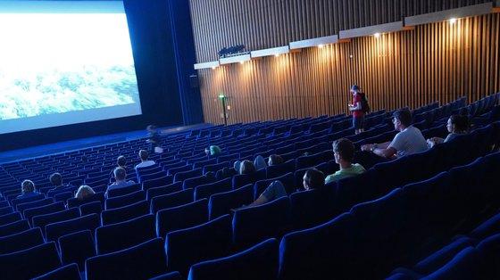 O festival de cinema de Edimburgo termina no dia 25 de agosto