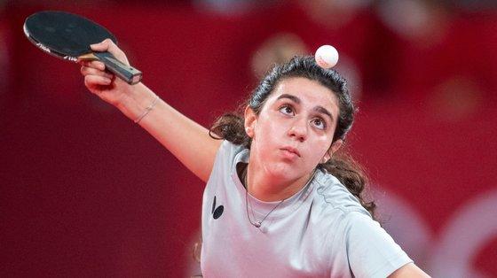 A mesatenista síria foi eliminada pela experiente Liu Jia, da Áustria