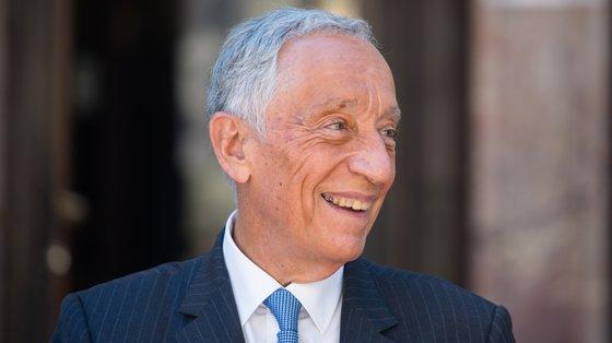 O Presidente da República aplaudiu a vitória do português Pedro Pablo Pichardo e destacou que vários atletas nacionais têm origem africana