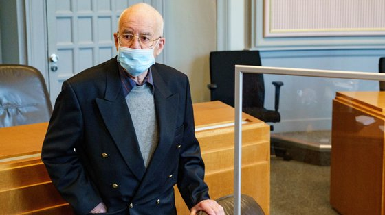 O idoso, cujo nome não foi revelado em conformidade com as leis alemãs, foi ouvido em tribunal esta segunda-feira