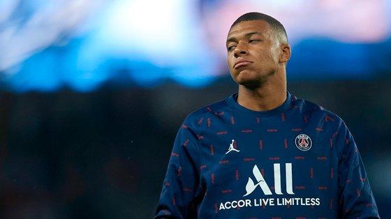 O avançado de 22 anos é uma das grandes figuras da equipa de Didier Deschamps
