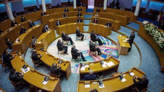 Líder do PSD/Açores e presidente do Governo dos Açores defende que cada parlamento regional deve ter a competência para nomear um juiz para o Tribunal Constitucional