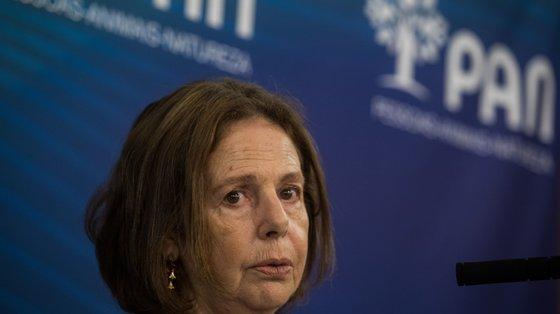 """A uma acusação de """"fundamentalismo"""", Manuela Gonzaga respondeu que existe, """"mas não é do PAN"""""""