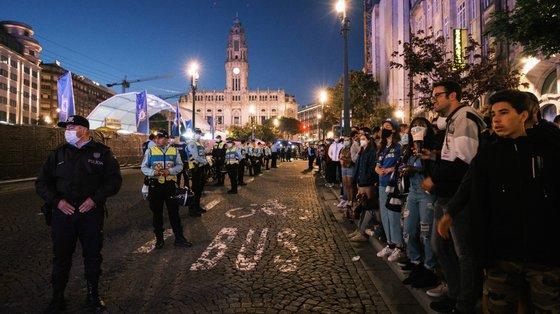 A final da Liga dos Campeões realizou-se este fim de semana na cidade do Porto