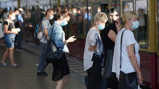 Na Europa, também se registou uma diminuição de mais de 99% da atividade gripal