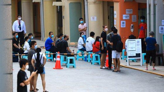Singapura registou um aumento de casos nas últimas semanas