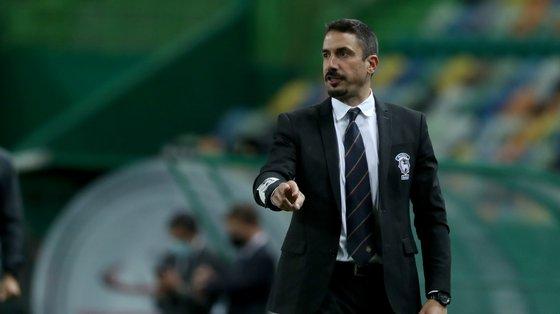A partida, disputada no domingo entre Marítimo e Boavista, vitória 'axadrezada' por 1-0, contou para a primeira fase da Taça da Liga e ficou marcada pelo regresso do público aos estádios da Madeira