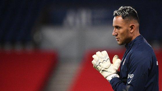 O guarda-redes de 34 anos está no PSG desde 2019 depois de cinco épocas no Real Madrid