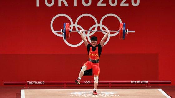 O agora campeão olímpico foi medalha de ouro nos Mundiais de 2019, em Pattaya