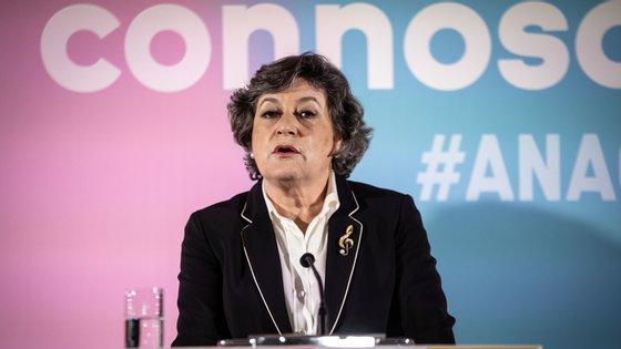 Ana Gomes foi a mulher mais votada de sempre numas eleições presidenciais em Portugal