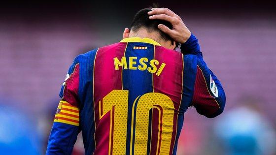 O futebolista argentino esteve duas décadas no FC Barcelona