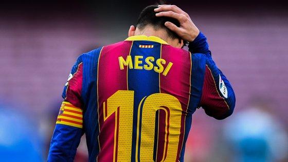 Lionel Messi está agora a disputar a Copa América depois de uma época onde só ganhou a Taça do Rei pelo Barcelona