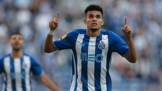 Luis Díaz leva já cinco golos no campeonato. Este domingo bisou frente ao Moreirense