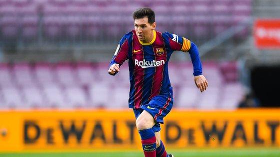 Leo Messi e Barcelona confundem-se. A ligação já vem do ano 2000 e continuará assim a história de amor