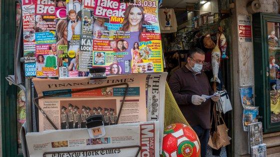 """""""Nunca é demais lembrar a importância da defesa da liberdade de imprensa"""", lembra Nuno Artur Silva"""
