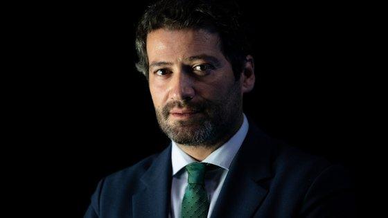 """""""No dia em que eu abandonar a política, não exigirei um cêntimo do Estado português"""", afirmou André Ventura"""