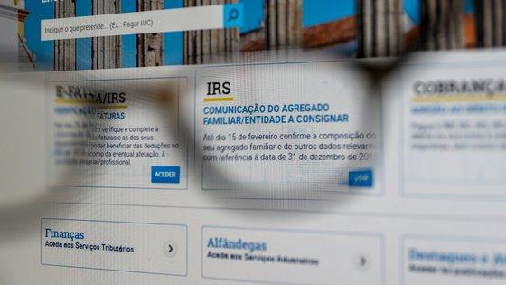 IRS devolvido chega, em média, aos 1.074 euros