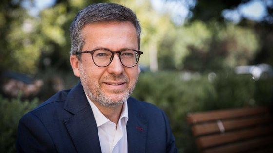O social-democrata Carlos Moedas foi eleito presidente da Câmara Municipal de Lisboa, com 34,25% dos votos