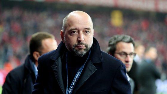 Gerárd Lopez já foi dono do clube de futebol do Lille e da equipa de Fórmula 1 Lotus F1
