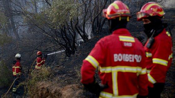 O risco de incêndio determinado pelo IPMA tem cinco níveis, que vão de reduzido a máximo