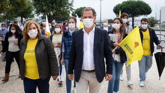 """Pelas contas do candidato, o PS ganha 11 em 14 juntas de freguesia da Figueira da Foz e tem """"maioria"""" na Assembleia Municipal"""