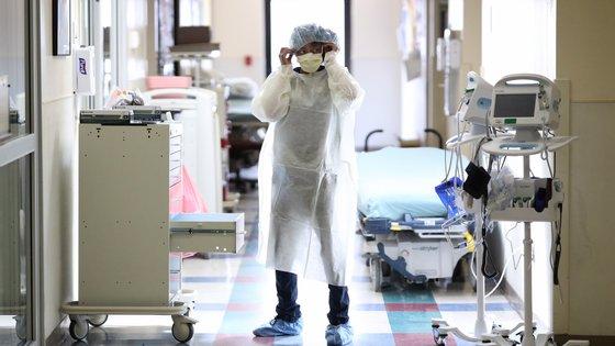 A pandemia já matou milhões de pessoas em todo o planeta