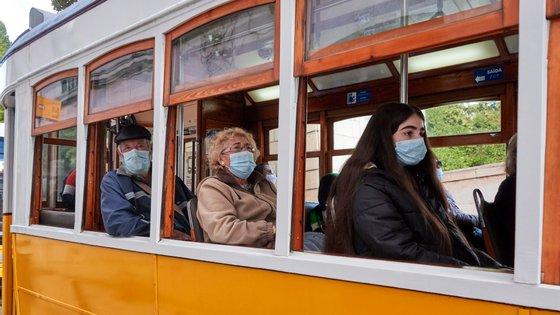 Portuguese Parliament Imposes Mandatory Use Of Protective Masks